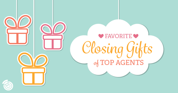 Top agents share their favorite home seller closing gifts