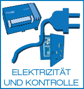 Technologie trainer - Elektrizität und kontrolle