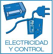 Entrenador de tecnología - Electricidad y control