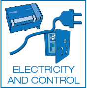 Technology trainer - Electricity and control