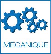Entraîneurs du technologies - Mécanique