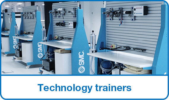 Technology trainers