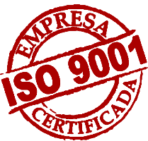 Sello Certificación ISO 9001