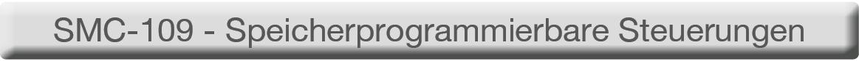eLEARNING-200 Kurs SMC-109 - Programmierbare Steuerungen