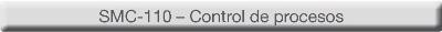 Curso eLEARNING-200 SMC-110 - Control de procesos