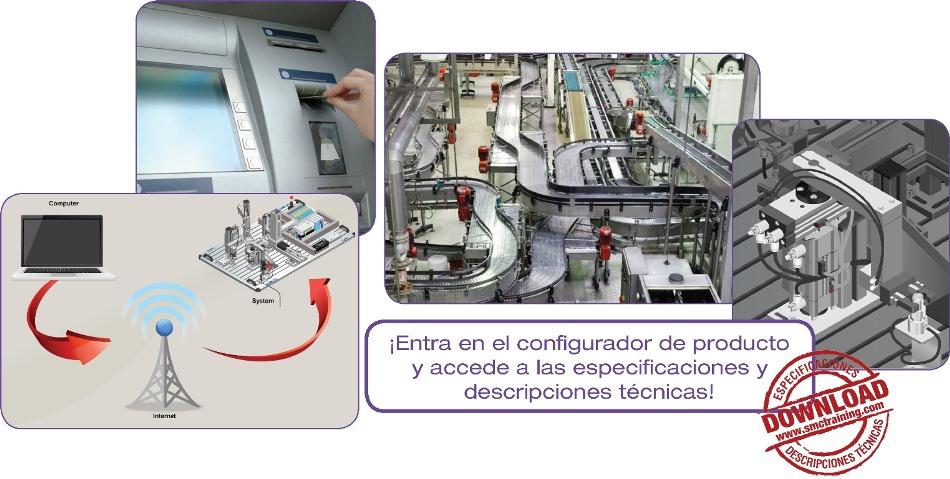Curso SMC-100 -  Introducción a la automatización industrial