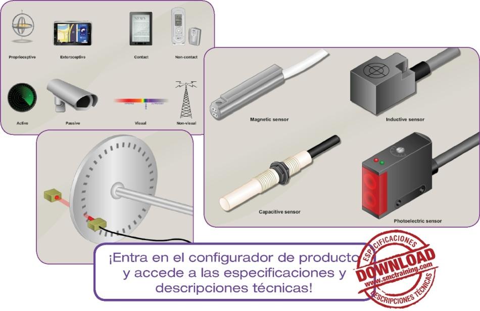 Curso SMC-108 - Tecnología de sensores