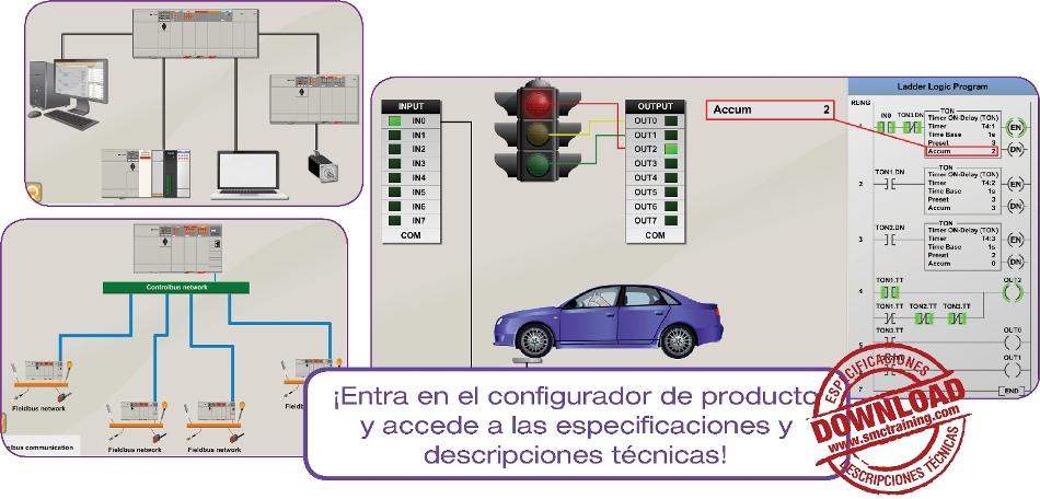 Curso SMC-109 - Controladores programables
