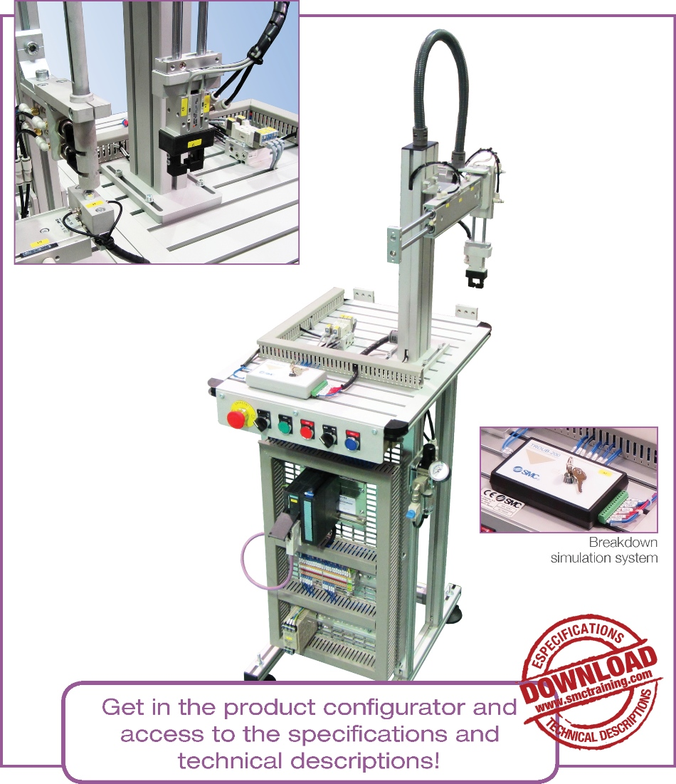 FAS-212 - Screw insertion station