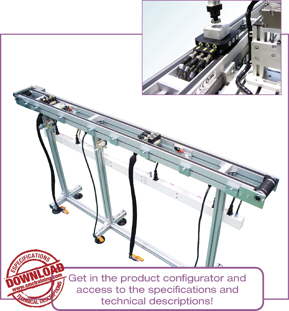 FAS-230 - Linear transfer for 4 stations