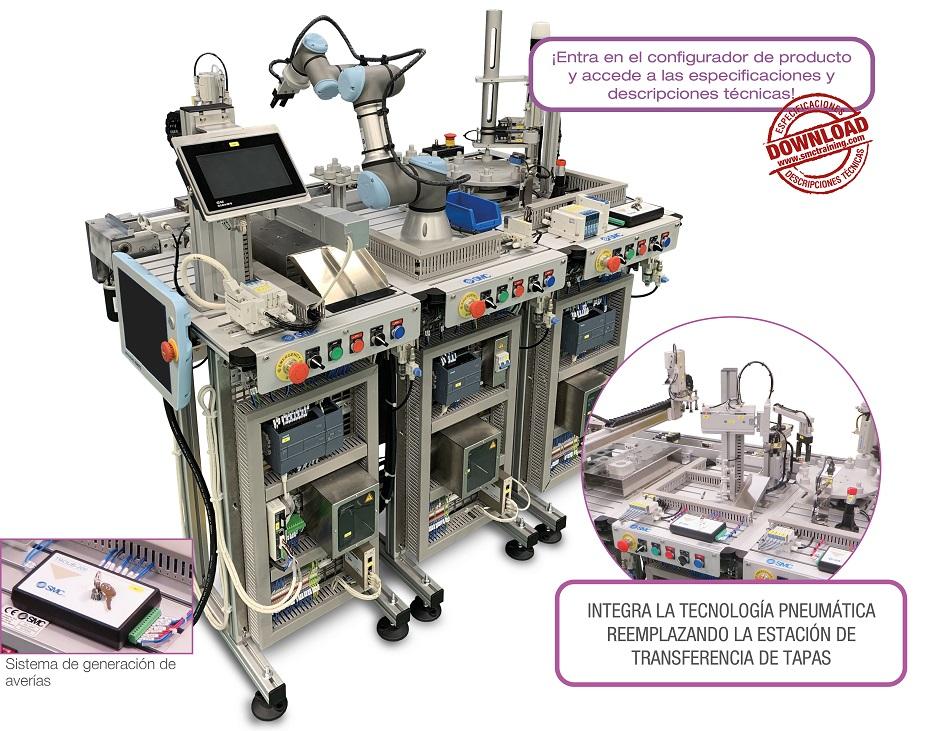 FAS-200 Edición Especial - Mecatrónica para la Industria 4.0
