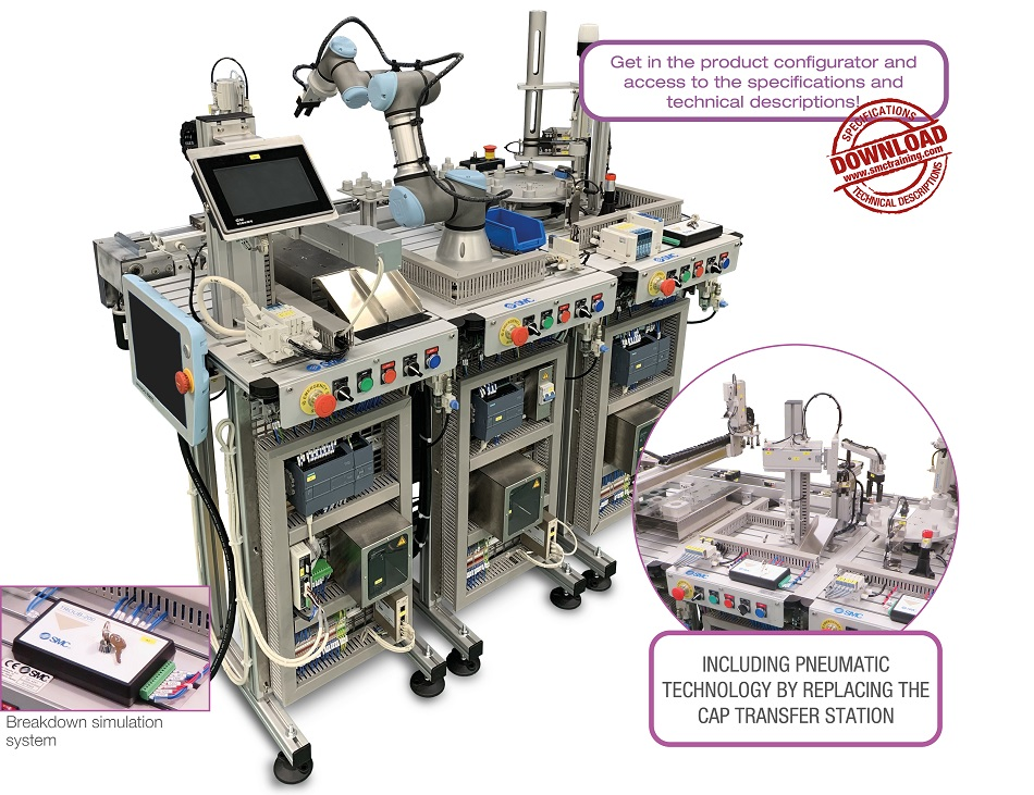 FAS-200 Special Edition - Mechatronics for Industry 4.0
