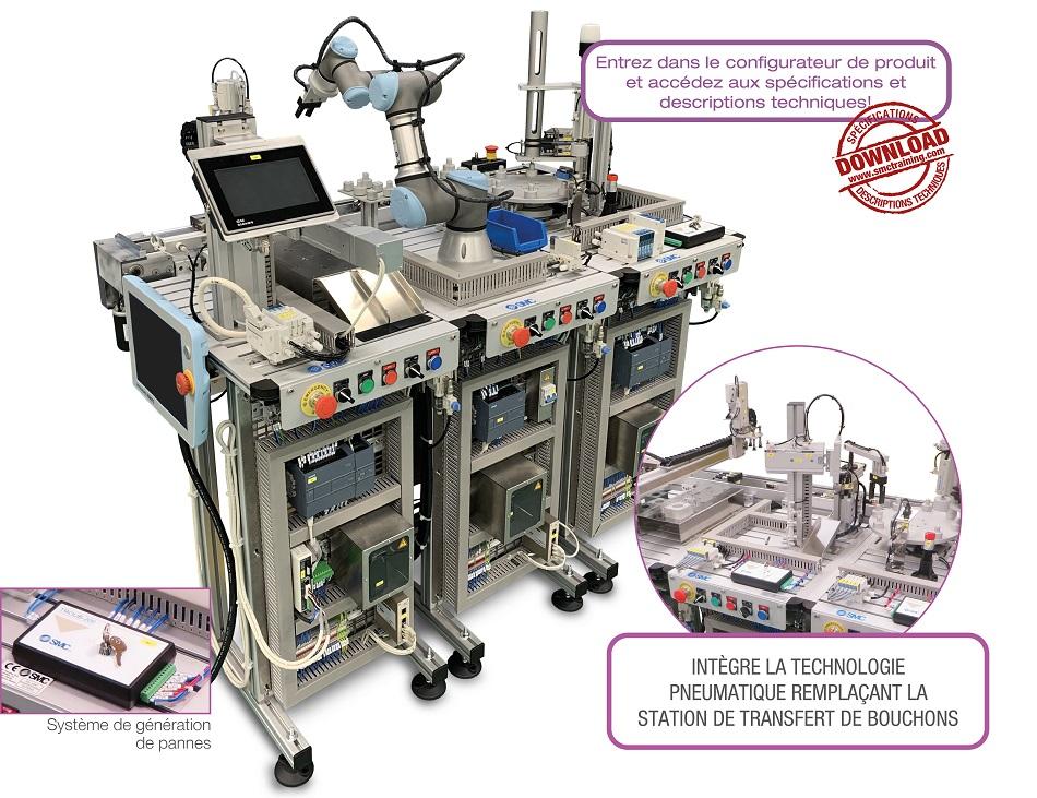 FAS-200 Édition spéciale - Mécatronique pour l'industrie du Futur