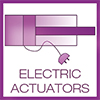 Technology Industry 4.0 - Electric actuators