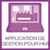 Technologie Industrie du Futur - Application de gestion pour HMI