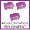 Technologien für die Industrie 4.0 - Kommunikation per Ethernet