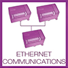 Technology Industry 4.0 - Ethernet communications