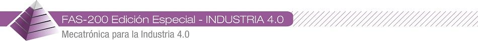 FAS-200 Edición Especial - Industria 4.0
