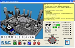 FMS-200 application for autoSIM-200