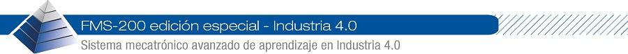 FMS-200 Edición Especial - Industria 4.0