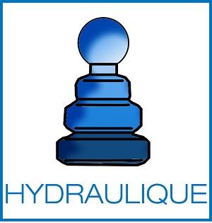 Entraîneurs du technologies - Hydraulique