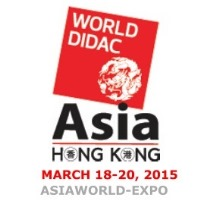 WORLDDIDAC ASIA 2015