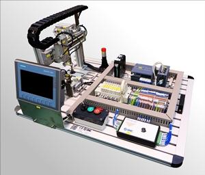 MAP-207 con HMI y caja de averías