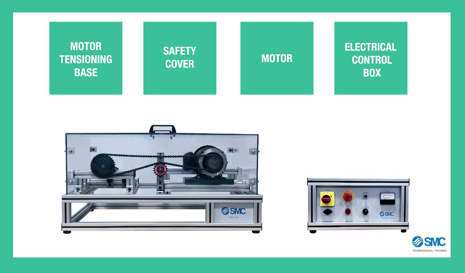 MEC-200 - Mechanical training system