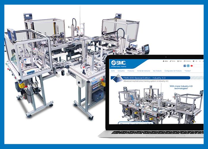 todo sobre FMS-200 edición especial - Industria 4.0