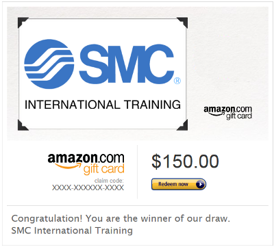 SMC International Training Web draw / competition