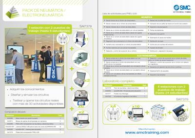 Pack de neumática / electroneumática