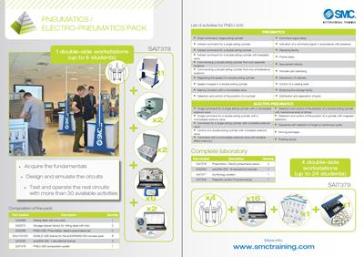 Pneumatic / Electropneumatic pack