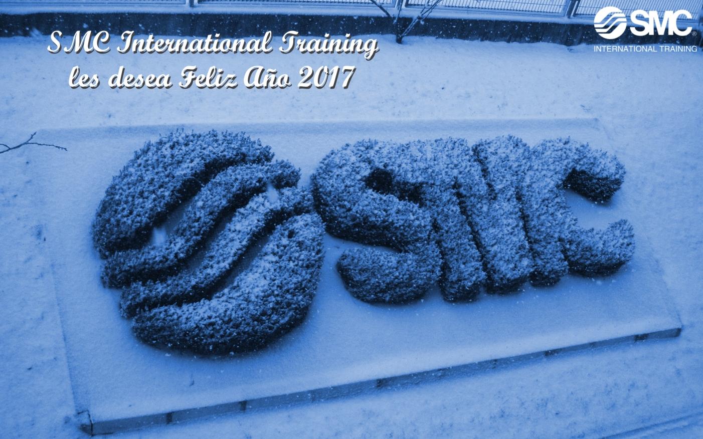 SMC International Training les desea Feliz Año 2017