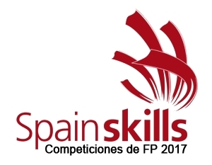 LOGO SPAINSKILLS 2017