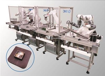 Sistema robotizado