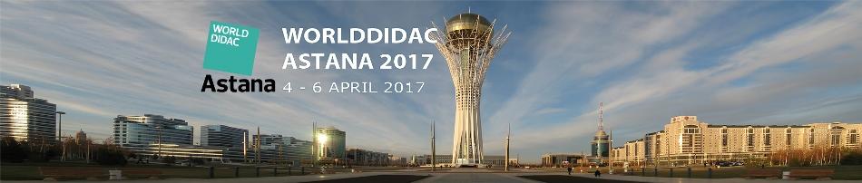 Worlddidac Astana 2017
