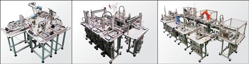 Equipos para desarrollar capacidades en tecnología robótica