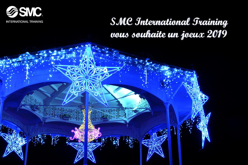 SMC International Training vous souhaite un jouex 2019