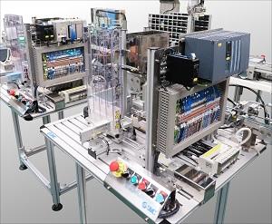 Combined PLCs in HAS-200