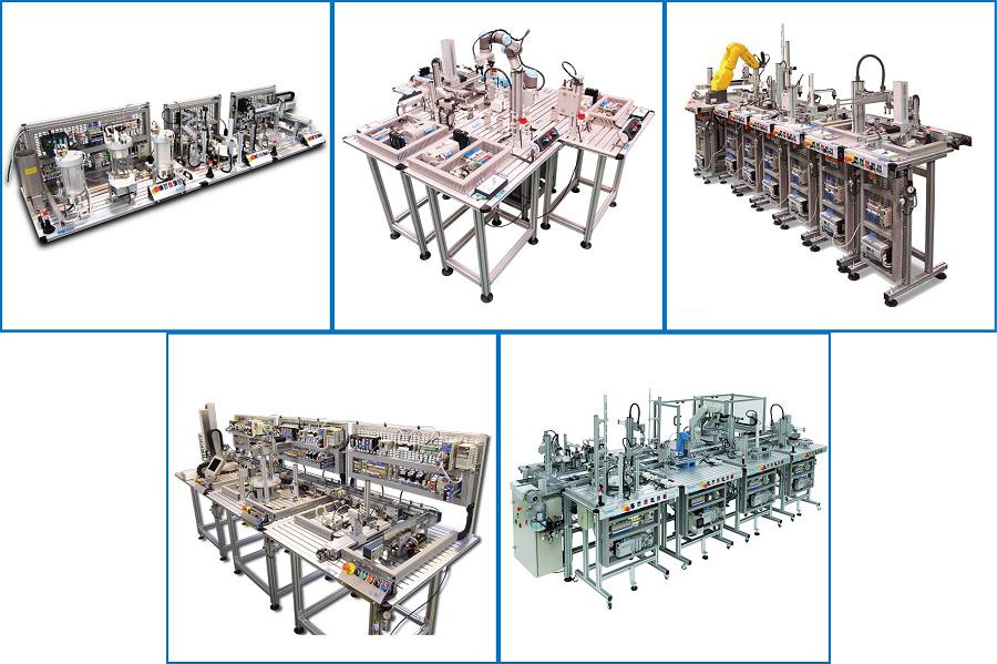 Mechatronics equipment