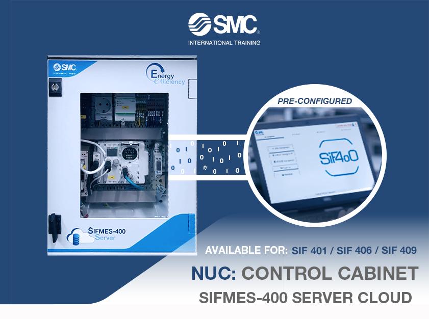 Armario NUC y Cloud Server