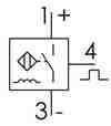 Symbolique - Détecteur inductif