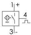 Symbolique - Détecteur capacitif