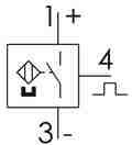 Symbolique - Détecteur magnétique statique