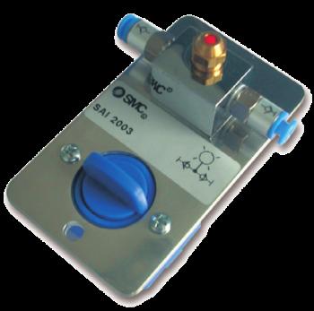 SAI2003 - Indicateur de pression (rouge)