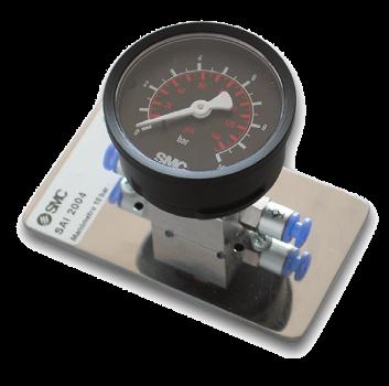 SAI2004 - 1 MPa pressure gauge