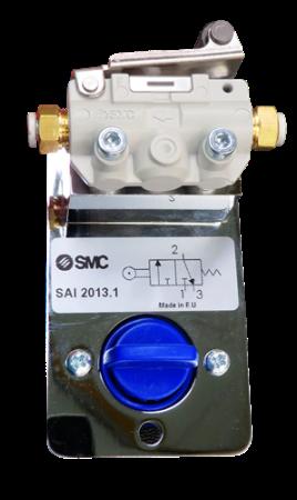 SAI2013.1 - Distributeur 3/2 NF actionnée par galet