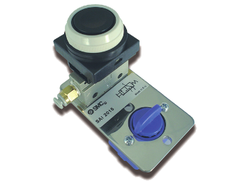 SAI2015 - Distributeur 3/2 actionnée par bouton poussoir