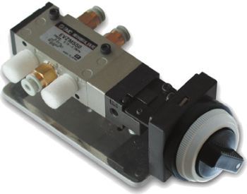 SAI2021 - Distributeur 5/2 avec sélecteur à deux positions