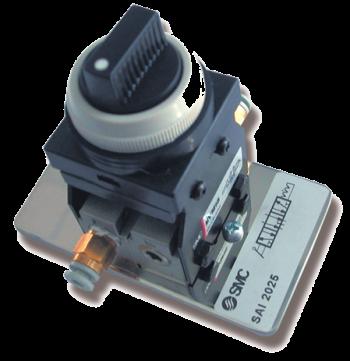 SAI2025 - Distributeur 5/3 avec sélecteur